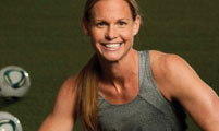 Soccer Olympian Rampone Played  Four High School Sports