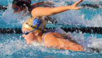 Pair of California Swimmers Establish New National Records