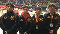Family Makes Illinois Wrestling History As Four Brothers Place at State In Same Year