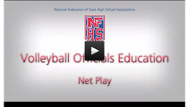 Officials Video Library Adds Several Volleyball Videos