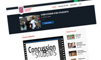 NFHS, Barrow Neurological Institute Launch 'Concussion for Students' Course