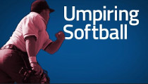 Umpiring Softball Course Released on NFHS Learning Center