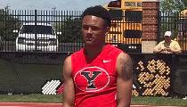 Oklahoma's Vernon Turner Breaks NFHS High Jump Record