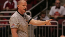 Official Warning for Misconduct Given to Coaches in Basketball