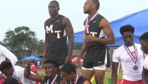 Texas Boys Track and Field Team Sets 4x200m Relay National Record