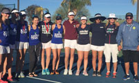 Arizona Tennis Coach Balances Success, Participation