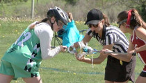 Should Female Lacrosse Players be Required to Wear Helmets Like Males?