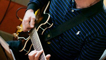 How to Prevent a Rock Guitar Player from Ruining Your Jazz Band (Just Kidding?)
