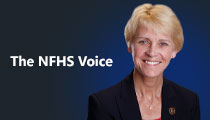 The NFHS Voice: Recognition and Thanks – Not Abuse – Needed for High School Officials