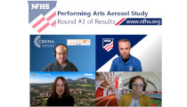 Third Round of Performing Arts Aerosol Study  Produces More Scientific Data for Return to Activities
