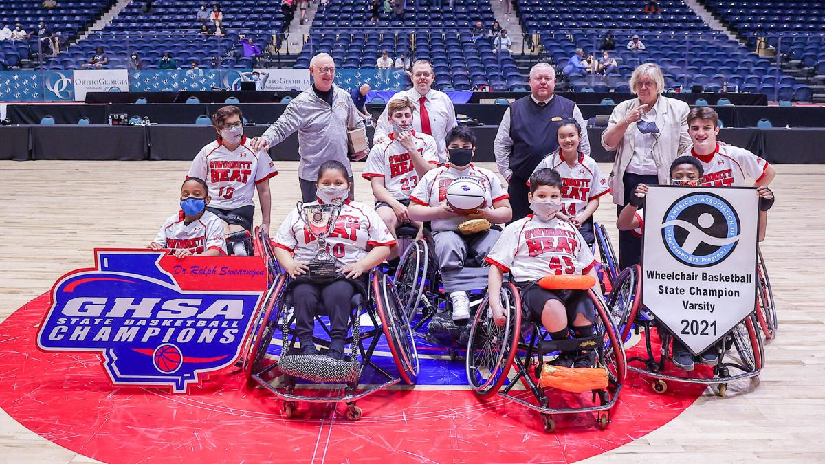 AAASP/GHSA Adapted Basketball State Championship