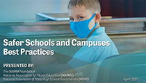 Safer Schools and Campuses: U.S. Dept. of Education Clearinghouse for Best Practices for Music Education Submission Template