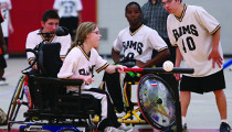 State Associations Offer Athletic Opportunities for Students with Disabilities